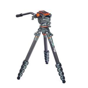 3 Legged Thing Legends Jay Tripod with AirHed Cine Standard
