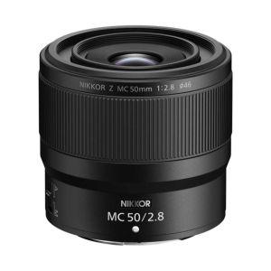 Nikon Nikkor Z MC 50mm f/2.8 Lens