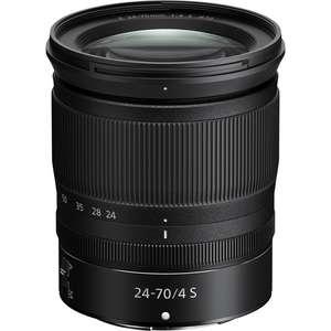 Nikon Z 24-70mm f4 S Lens