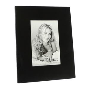 Black Glass 6x4 Photo Frame
