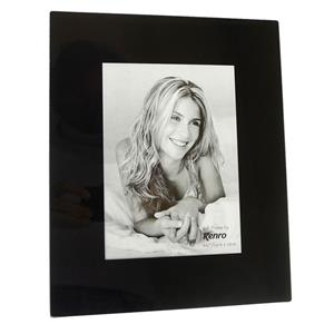 Black Glass 7x5 Photo Frame