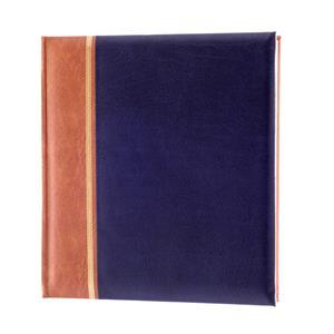 Grace Blue Traditional Photo Album - 100 Pages