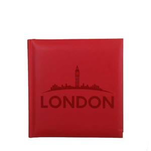 London Skyline Slip In 6x4 Photo Album - 200 Photos