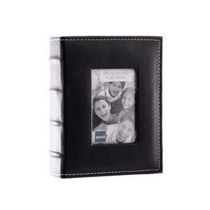 Black Mini Max Black 7.5 x 5 Slip In Photo Album - 80 Photos