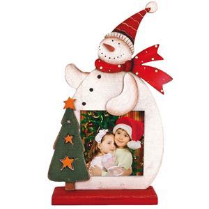 Snowman Christmas 4x4