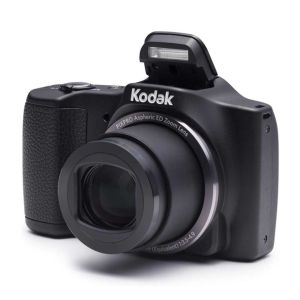 Kodak FZ201 Bridge Super Zoom Camera | 16 MP | 20x Optical Zoom | HD Video | Image Stabilisation