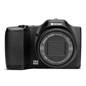 Kodak FZ102 Bridge Camera | 16.1 MP | 10x Optical Zoom | HD Video | Image Stabilisation
