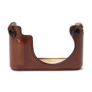 Artisan & Artist Brown Leather Case for Leica D-LUX 6