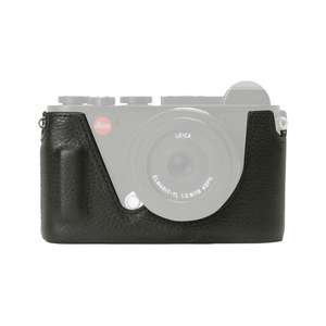 Artisan & Artist Black Leather Case for Leica CL