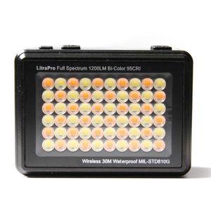 Litra Pro LED Light | Full Spectrum | Bi-Colour 3000-6000K | 95CRI | Wireless | 30m Waterproof