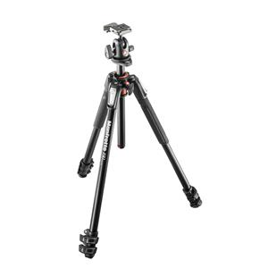 Manfrotto MK190XPRO3 Aluminium 3 Section Tripod and 496RC2 Head