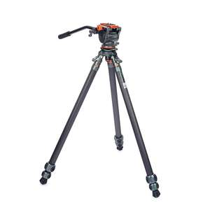 3 Legged Thing Legends Mike Tripod with AirHed Cine Standard