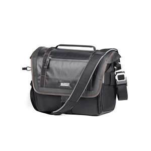 MindShift Gear Exposure 13 Camera Shoulder Bag | Waterproof with X-Pac Technology | Black