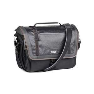 MindShift Gear Exposure 15 Camera Shoulder Bag   Waterproof with X-Pac Technology   Black