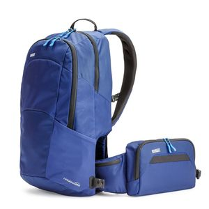 Mindshift Gear Rotation 180° Travel Away 22L Twilight Blue Backpack