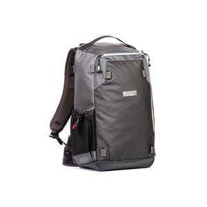 Mindshift Gear Photocross 15 Backpack | Durable & Weatherproof | Carbon Grey