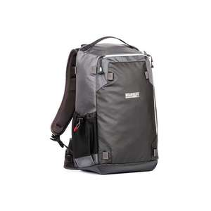 Mindshift Gear Photocross 13 Backpack | Durable & Weatherproof | Carbon Grey