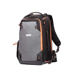 Mindshift Gear Photocross 13 Backpack | Durable & Weatherproof | Orange Ember