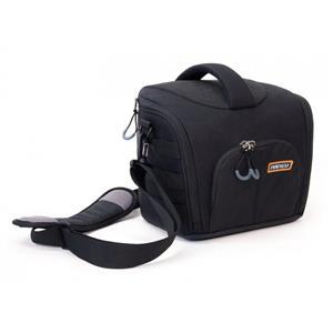 Naneu Correspondent C500 Black Shoulder Bag