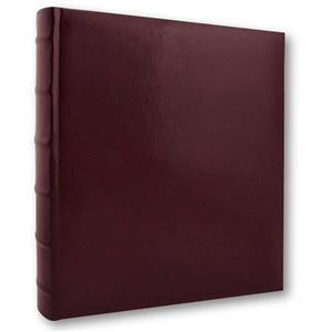 Antea Burgundy 6x4 Slip In Photo Album - 200 Photos
