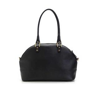 ONA Chelsea Black Leather Shoulder Bag