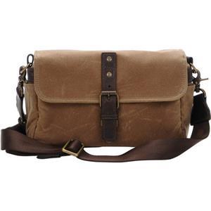 ONA Bowery Tan Small Shoulder Bag