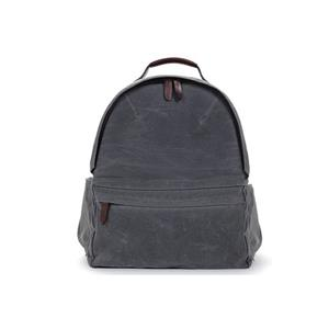 ONA Bolton Street Smoke Backpack | Holds a DSLR, up to 5 lenses & 15