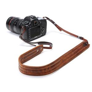 ONA Presidio Antique Cognac Leather Camera Strap