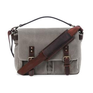 ONA Prince Street Smoke Messenger Bag