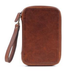 ONA Clarendon Walnut Leather Accessory Organizer