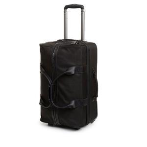 ONA Hamilton Black Nylon Rolling Case | Holds 2-3 DSLR Bodies, 7-9 Lenses & 15