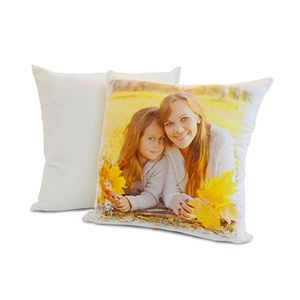 Personalised Photo Cushion 25x25cm - Add your Photo or Text
