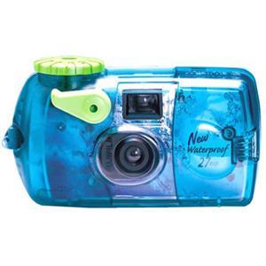 Fujifilm Waterproof Disposable Camera for 27 Photos ISO 800