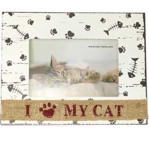 Gastone Cat Photo Frame 6x4