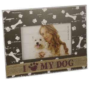 Dido Dog Photo Frame 6x4 Photo