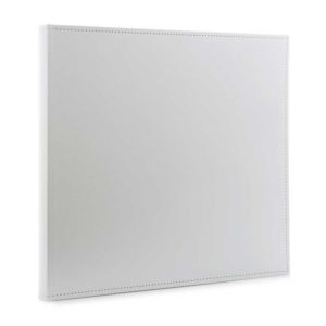 Pearl White Self Adhesive Photo Album - 60 Sides | Page Size 10.5 x 12 Inches