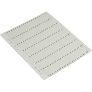 Paterson 35mm Negative Filing Spare Sheets - Pack of 25