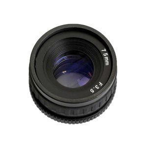 Paterson 75mm F3.5 Enlarger Lens for 6x6cm Negatives