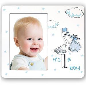 Fagottino Baby Blue 6x4 Photo Frame
