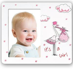 Fagottino Baby Pink 6x4 Photo Frame