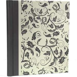 Aurora Grey Self Adhesive Photo Album 30 Sides
