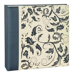 Aurora Grey Slip In 6x4 Photo Album - 200 Photos