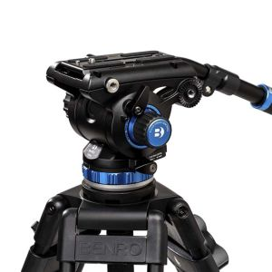 Benro S6PRO Video Fluid Tripod Head | Max Load 6KG