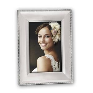 Lemno Silver 6x4 Photo Frame