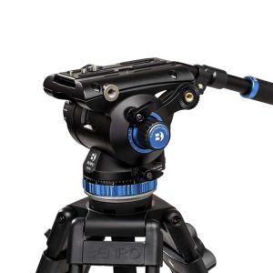 Benro S8PRO Video Fluid Tripod Head | Max Load 8KG