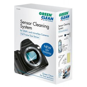 Green Clean Sensor Cleaning System Kit Full Frame Size SC-6000