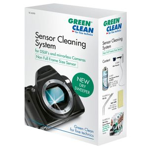 Green Clean Sensor Cleaning System Kit Non Full Frame Size SC-6200