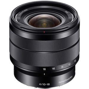 Sony 10-18mm F4 E Mount Lens
