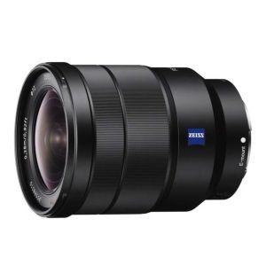 Sony FE 16-35mm f4 ZA OSS Vario-Tessar T* Lens