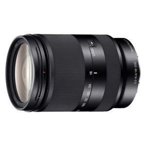 Sony 18-200mm F3.5-6.3 OSS E Mount Lens